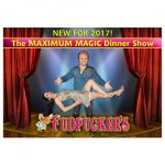 MAXIMUM MAGIC Dinner Theater at Fudpucker's Okaloosa Island