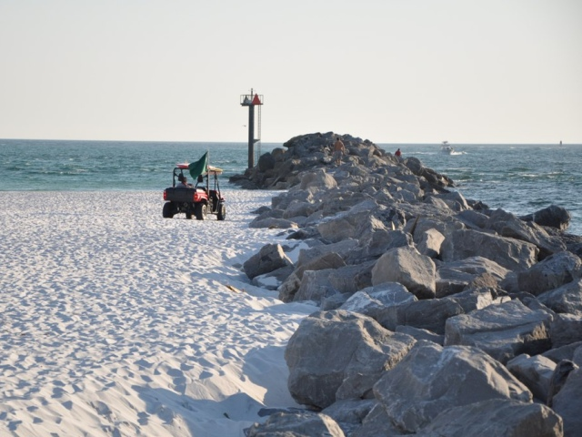 fishing off the jetties in the destin pass
