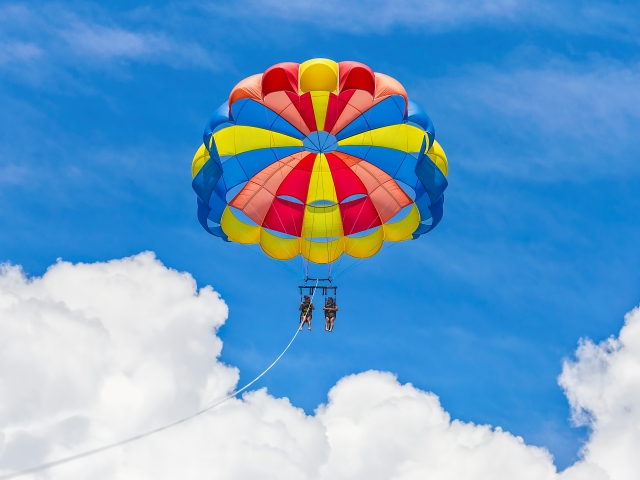 fort walton beach parasail thrilling