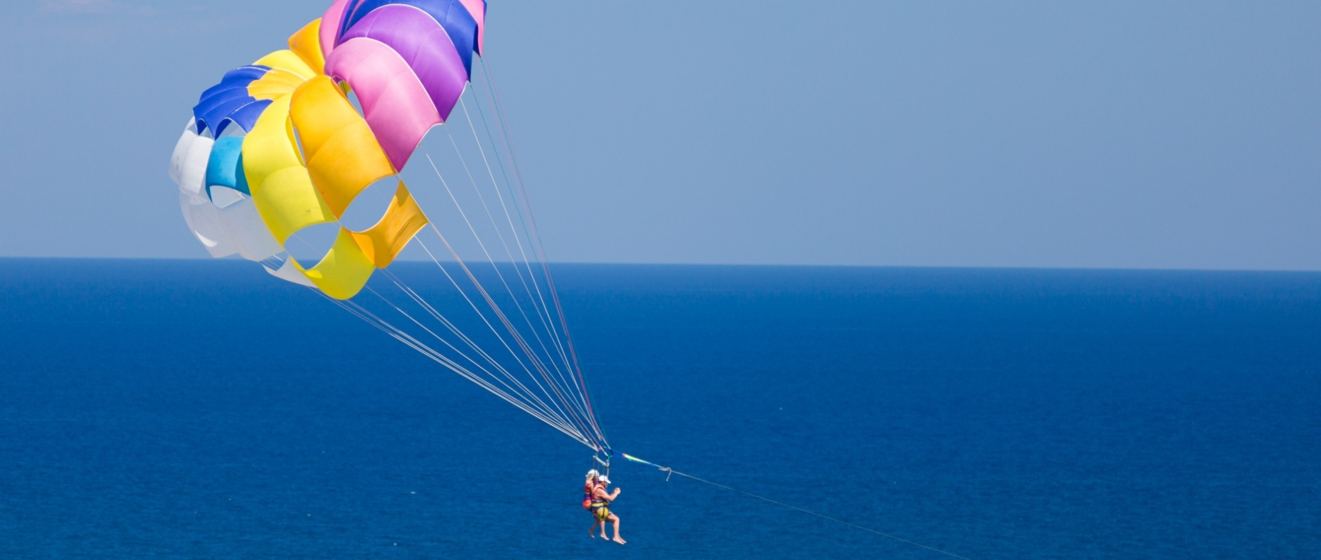 Is Parasailing The Ultimate Beach Activity Okaloosa Island
