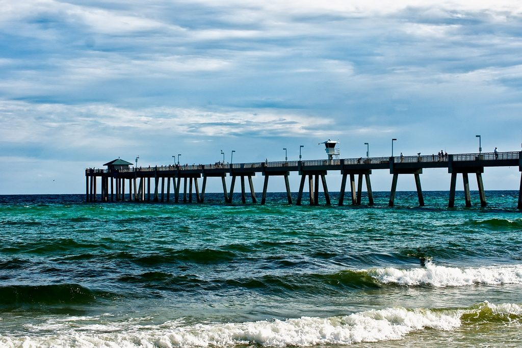 Fort Walton Beach Fishing Pier